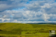 Dartmoor Landscape from Hartland Tor