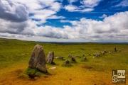 Merrivale Stones, Dartmoor