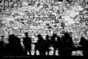 Black and White Shadows at the Tower of London