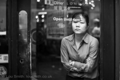 Street Photography in China Town