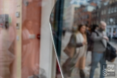 Colour Street Photography Reflections