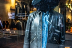 Mannequin in a Shop Window