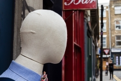Mannequin on the Street