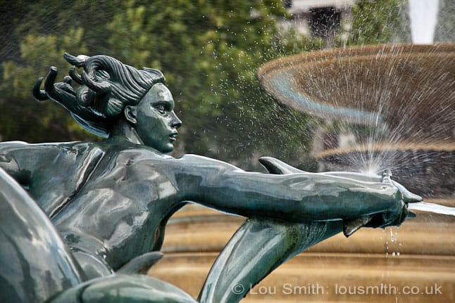 London Photography Tours Trafalgar Square England