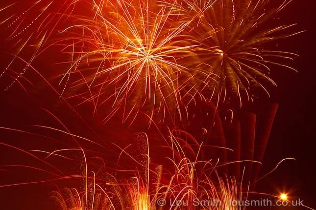 Fireworks London Photography
