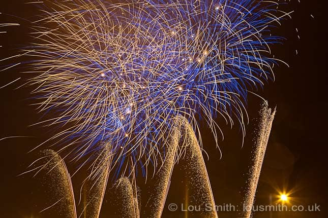 Photography Workshops London Fireworks Lou Smith Photography