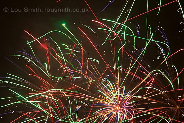 Fireworks London Photography from Lou Smith