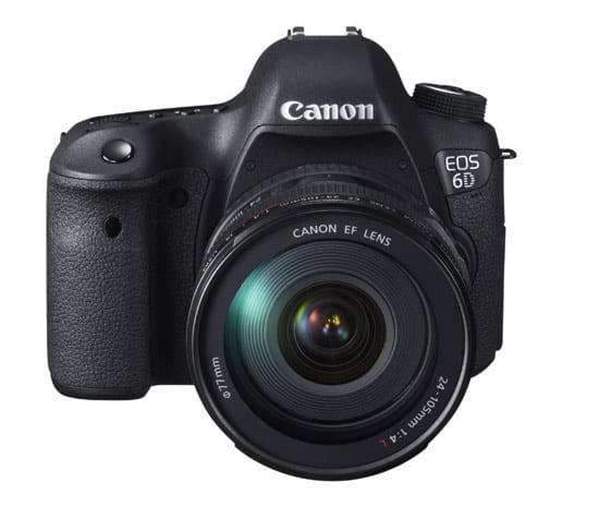 Canon 6D Digital Camera