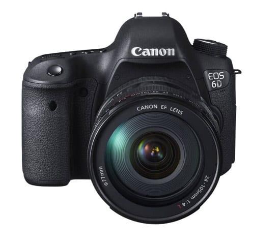 Canon 6D Digital Camera