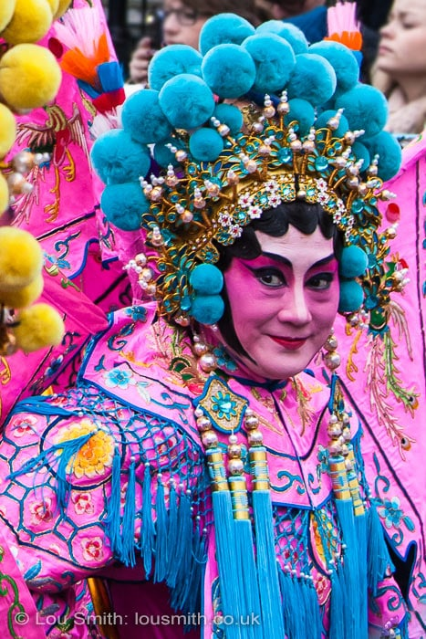 Chinese New Year London 2013