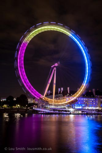 Night Photography Course in London